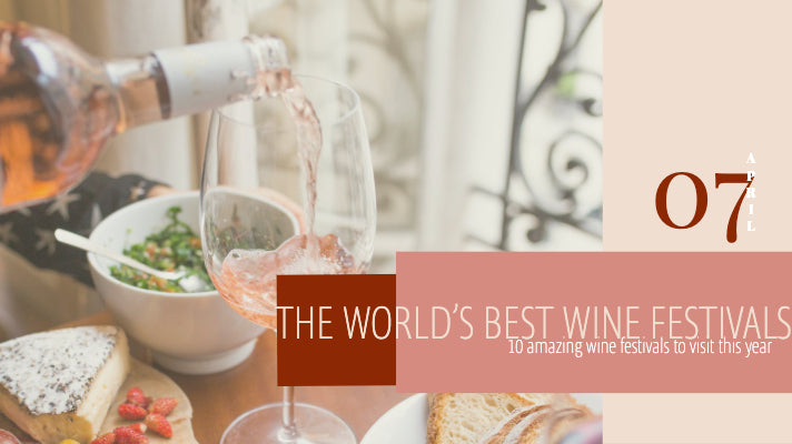 Top 10 Global Wine Festivals