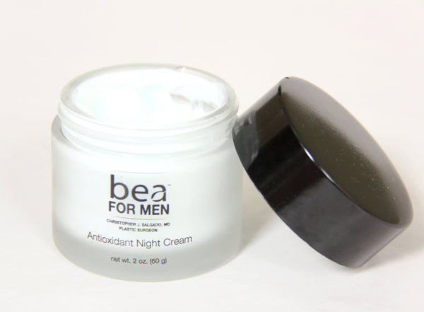Bea Skincare and Cosmetics™--Anti-oxidant Night Cream with Avocado Oil, Shea Butter, Jojoba Oil and antioxidants Vit A, C and E™