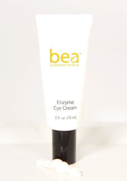 Skincare - Bea Skincare And Cosmetics™ --Papaya-Based Eye Cream With Biotin, Papain, Chamomile, Sugar Cane, Lemon, Orange & Apple Extracts Is Powered By Caffeine ™