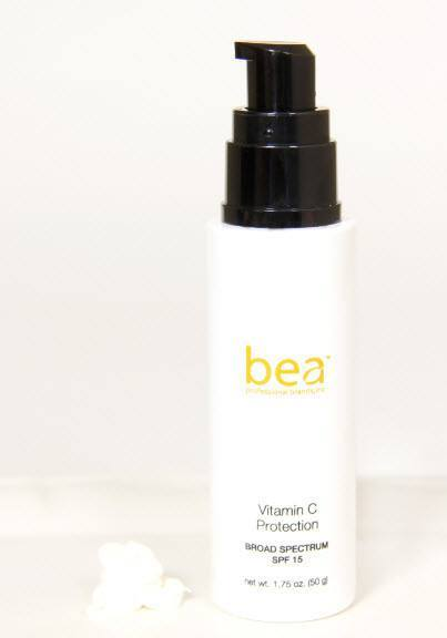 Skincare - Bea Skincare And Cosmetics--Vitamin C Daytime Moisturizer With Glycerin, Aloe, Rose Hips And Marigold Extracts, Vit B5, Vit E, Natural Tangerine And Orange Peel Oil™