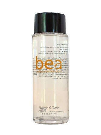 Bea Skincare and Cosmetics-- Vitamin C Toner with Green Tea Extract, Algae Extract, Japanese Knotweed and Witch Hazel Extract