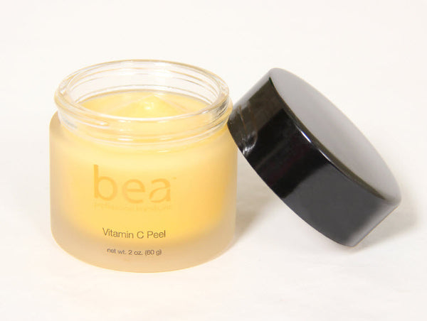 Bea Skincare and Cosmetics™--Vitamin C Peel Kit with Beta Carotene, Sunflower and Carrot Oils™