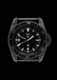 MWC Military Divers Watch in PVD Steel Case (Automatic) Predecessor to the current model last few reduced to clear