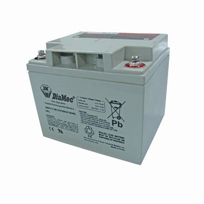SLA Deep-Cycle Gel Battery - 12V 38Ah