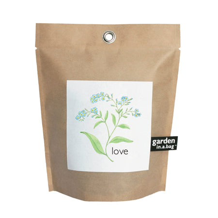 Potting Shed Creations - Love Garden In A Bag