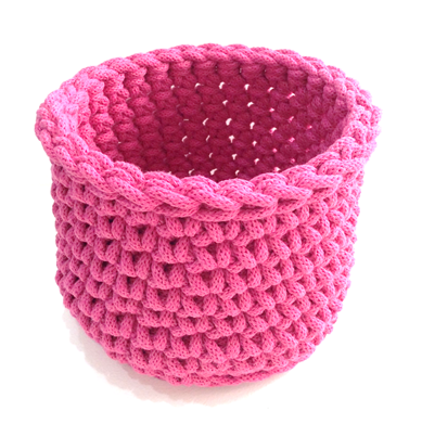 Beginners Crochet Workshop ~ Chunky Baskets