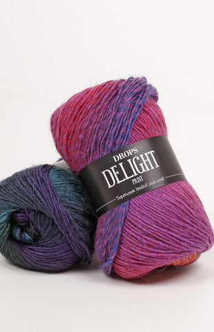 Buy DROPS Delight Yarn from Cotton Pod UK - Sock Yarn
