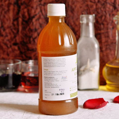 Apple Cider Vinegar with Mother Vinegar