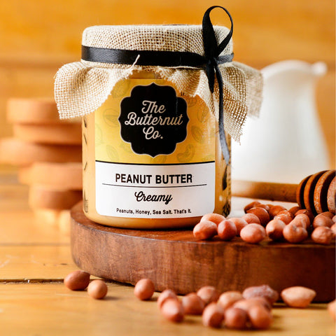 Creamy Honey Peanut Butter