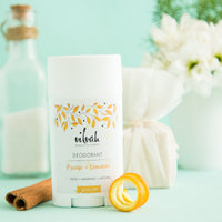 Natural Orange And Cinnamon Roll-On Deodorant