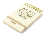 Golden & Silver Notebook