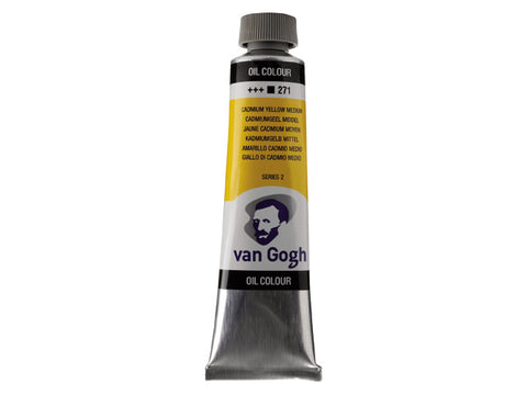 Van Gogh oil colour tube 40 ml