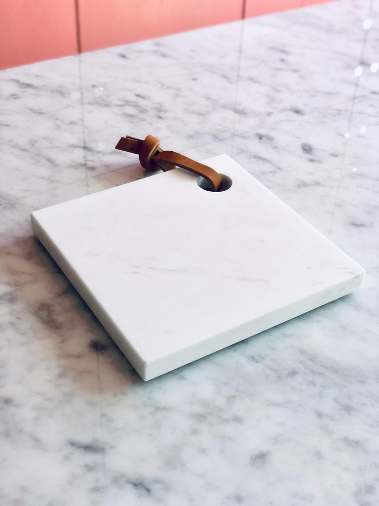 MARBLE SERVING SQUARE