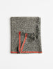 Tweed Emphasize Scarf - On The Road - Double Red