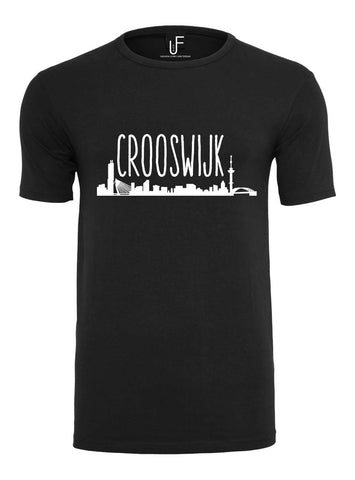 Crooswijk T-shirt Fashion Junky Rotterdam Men