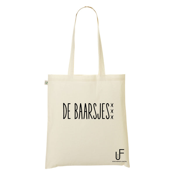De Baarsjes Organic Shopping bag Fashion Junky Amsterdam