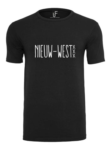 Nieuw-west T-shirt Fashion Junky Amsterdam tshirt Men