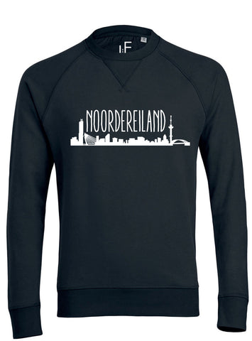 Noordereiland Sweater Fashion Junky Rotterdam Trui Men