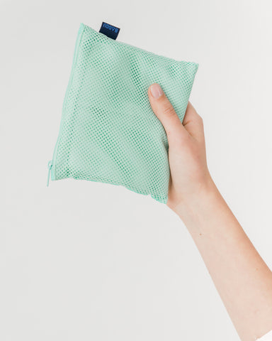 Mesh Reusable Bag (mint)