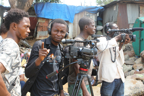 Make a Donation to Freetown Media Centre