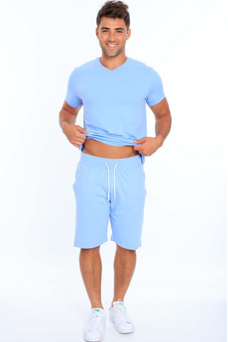 Miami Style® - Men's Fleece Jogger Shorts