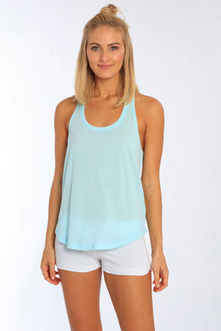Miami Style® - Women's Twisted Back Tank