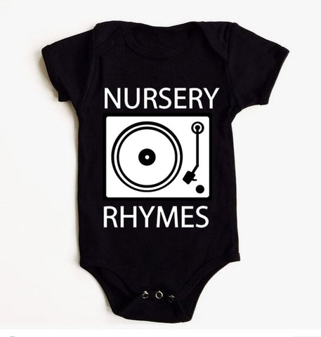 Nursery Rhymes Onesie
