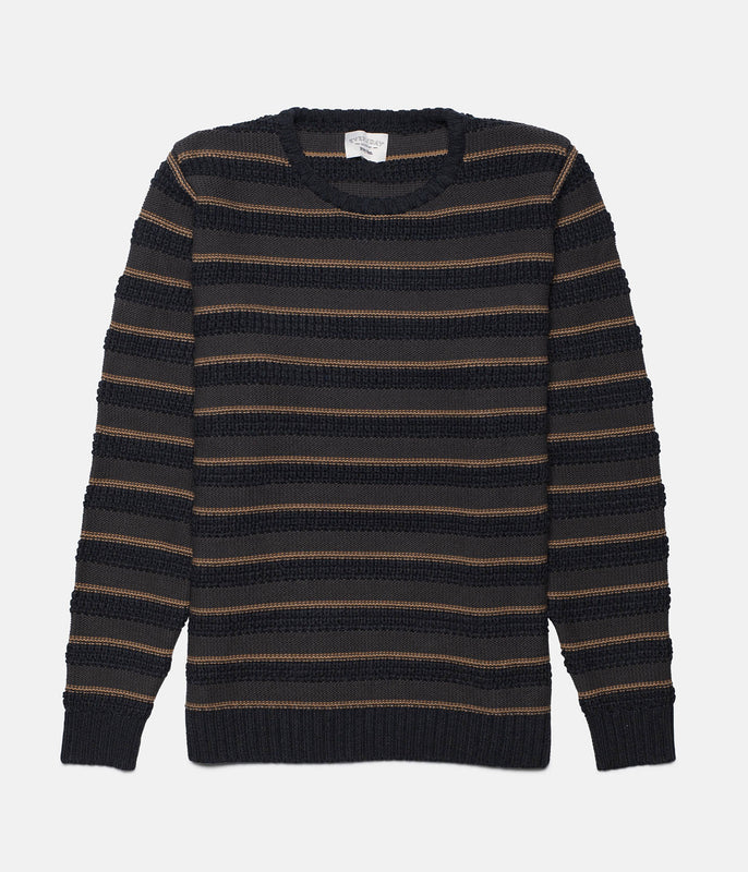 PORTER KNIT CHARCOAL