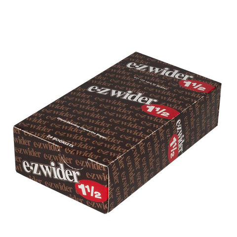 E-Z Wider 1 1/2 Rolling Paper - 24 Count Box - vapersandpapers.com