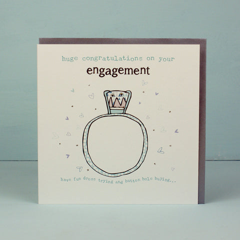Congratulations on your Engagement (HT01)