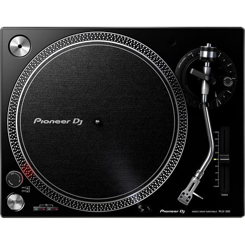 Pioneer DJ PLX-500 Direct Drive Turntable