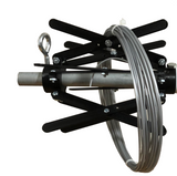 New Model 350P Collapsible Reel for Winding Filament, String, yarn and more MADE in USA