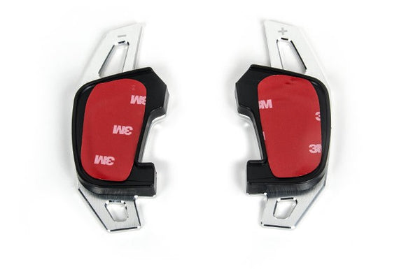DSG Paddle Extensions Silver For MK7 GTI/Golf R/GLI