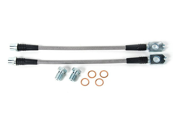 USP Stainless Steel Rear Brake Lines- Audi B6/B7 A4/S4