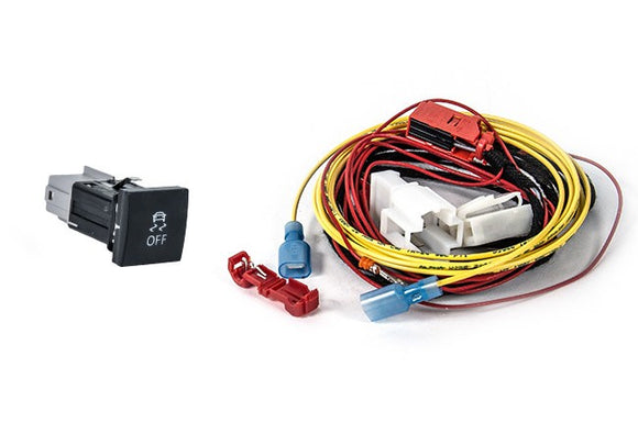 MK6 Jetta Traction Control Button Kit- Square Button