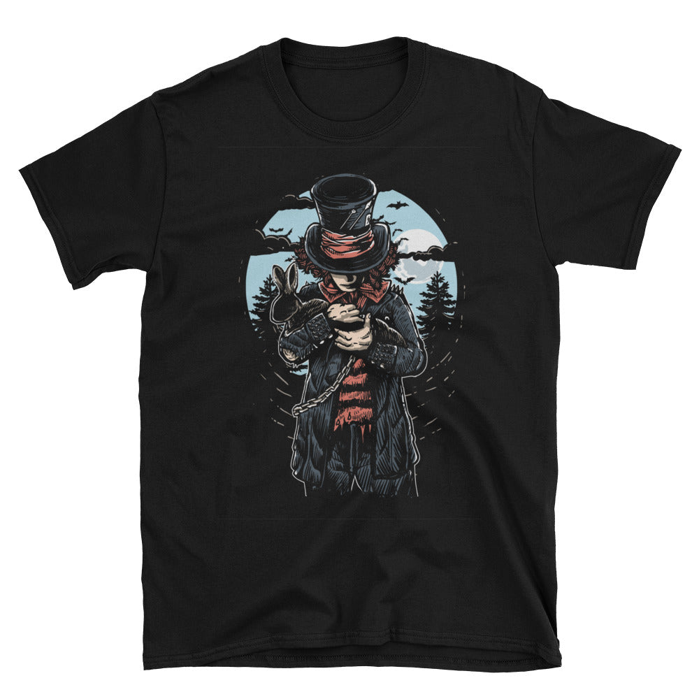Mad Hatter Short-Sleeve Unisex T-Shirt - Apparelized