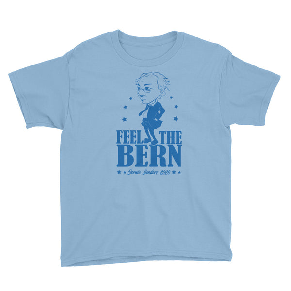 Feel The Bern Youth Short Sleeve T-Shirt