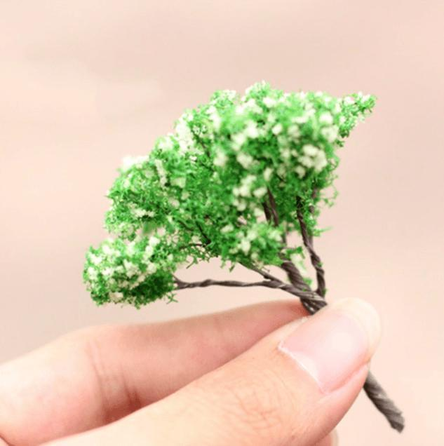 Mini Bonsai Tree Decorations
