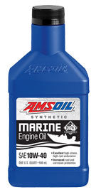 Amsoil - Marine Engine Oil 10W-40 - Amsoil Inc. - [product_type] - Specialty Motorsports