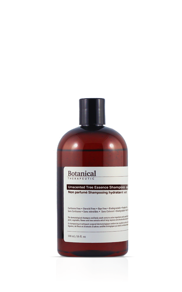 Botanical Therapeutic - Unscented Shampoo & Body Wash - Carina Organics