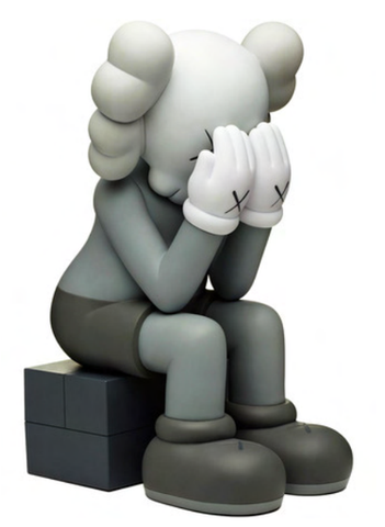 KAWS - Passing Through (Gray)