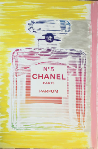 Mr. Clever Art - Juicy Chanel