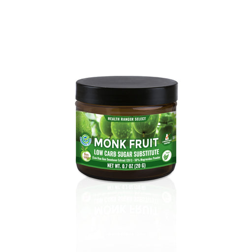 Monk Fruit Extract Powder - Low Carb Sugar Substitute 0.7oz (20g)