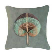 Fan Sage Cushion
