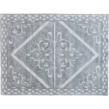 Bateeq Rug White and Black