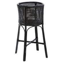 Cocos Plant Stand Black