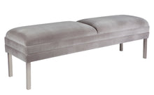 Broadway Bed End Grey