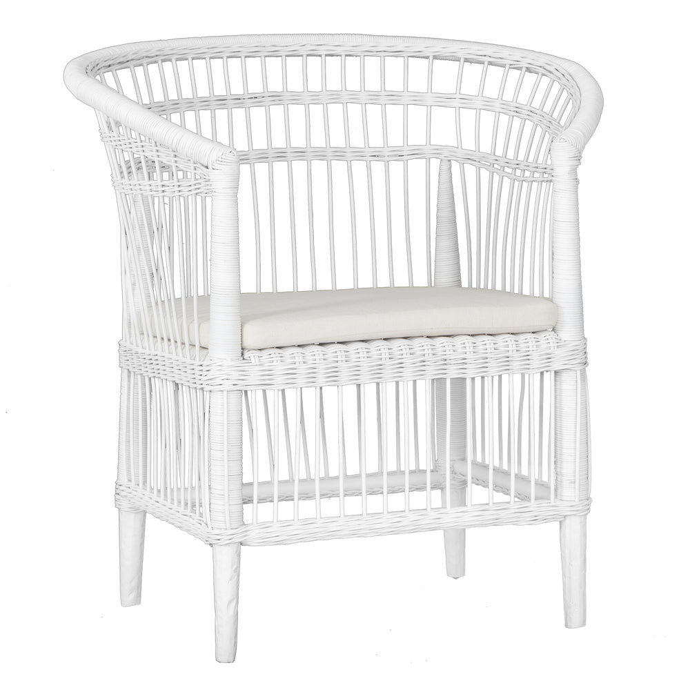 Songwhe Dining Chair White