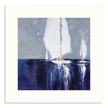 Go With The Flow Framed Giclee Print