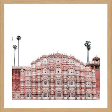 Palace of the Winds Photographic Print with Frame